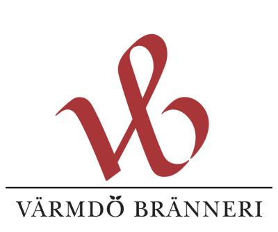 Värmdö Bränneri Retina Logo