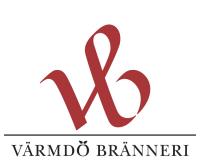 Värmdö Bränneri Logotyp